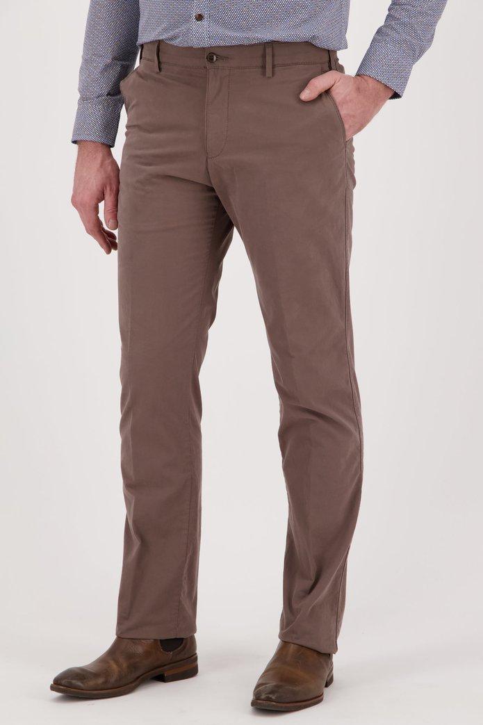 Pantalon taupe Vic marron, Hommes, Brassville