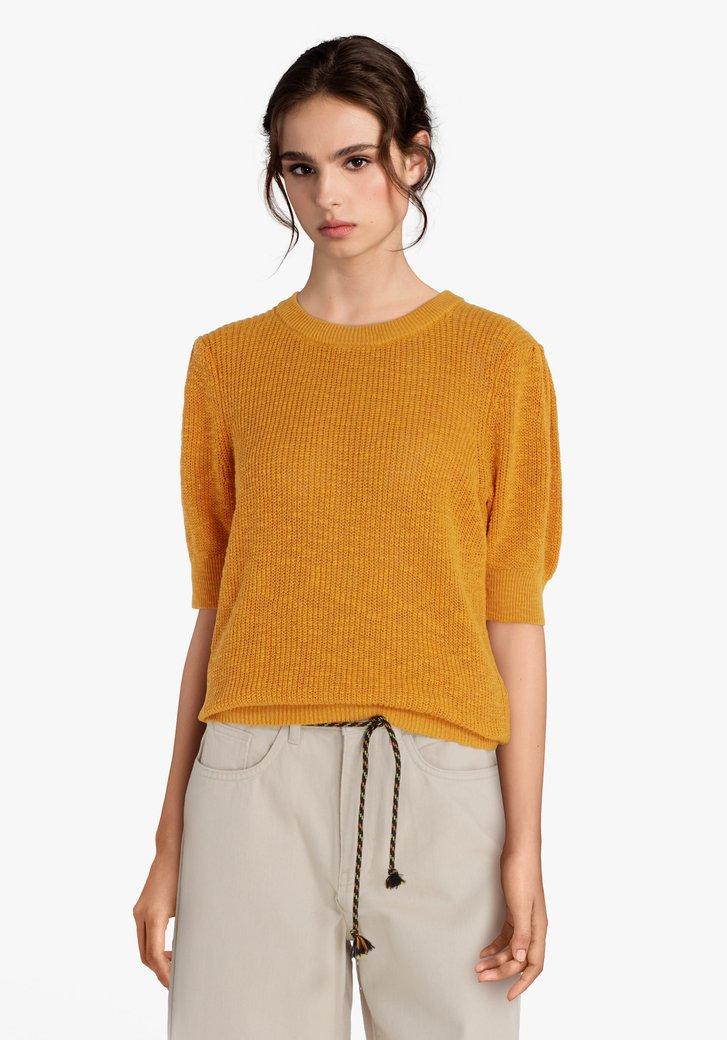 Pull orange