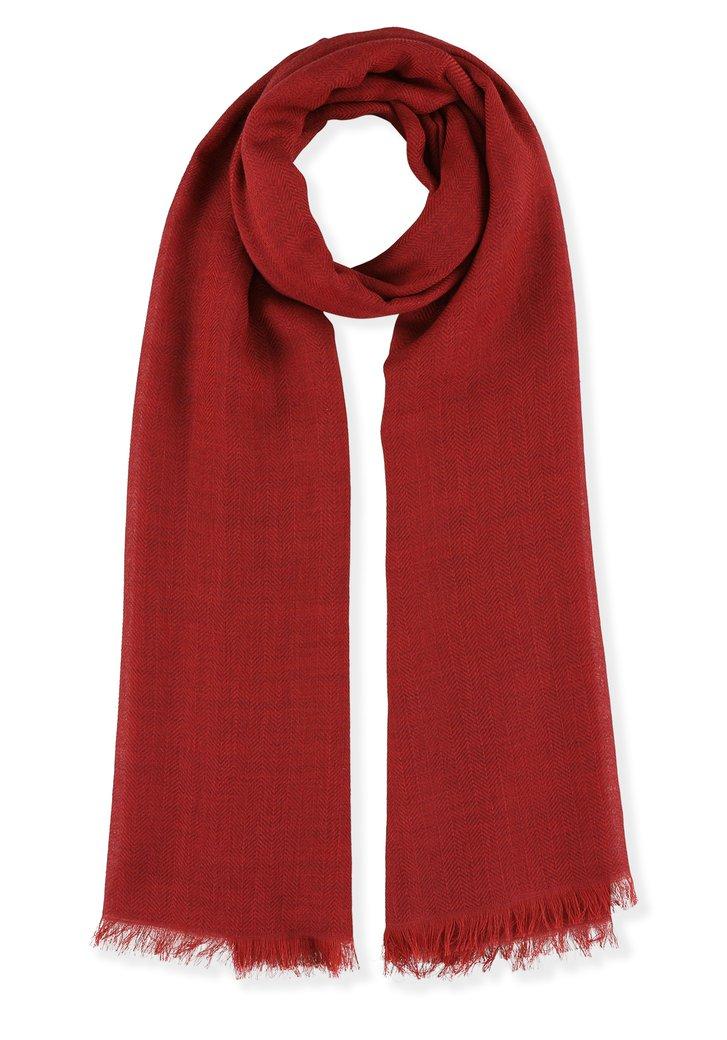 Rode foulard