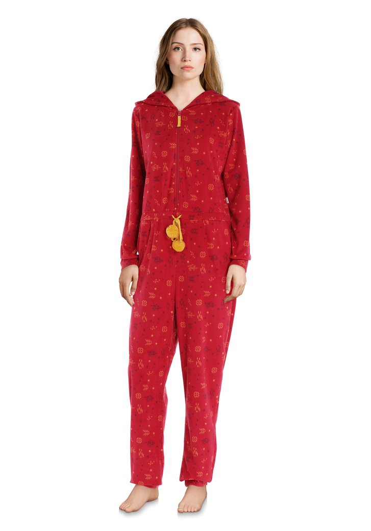 Afbeelding van Rode onesie