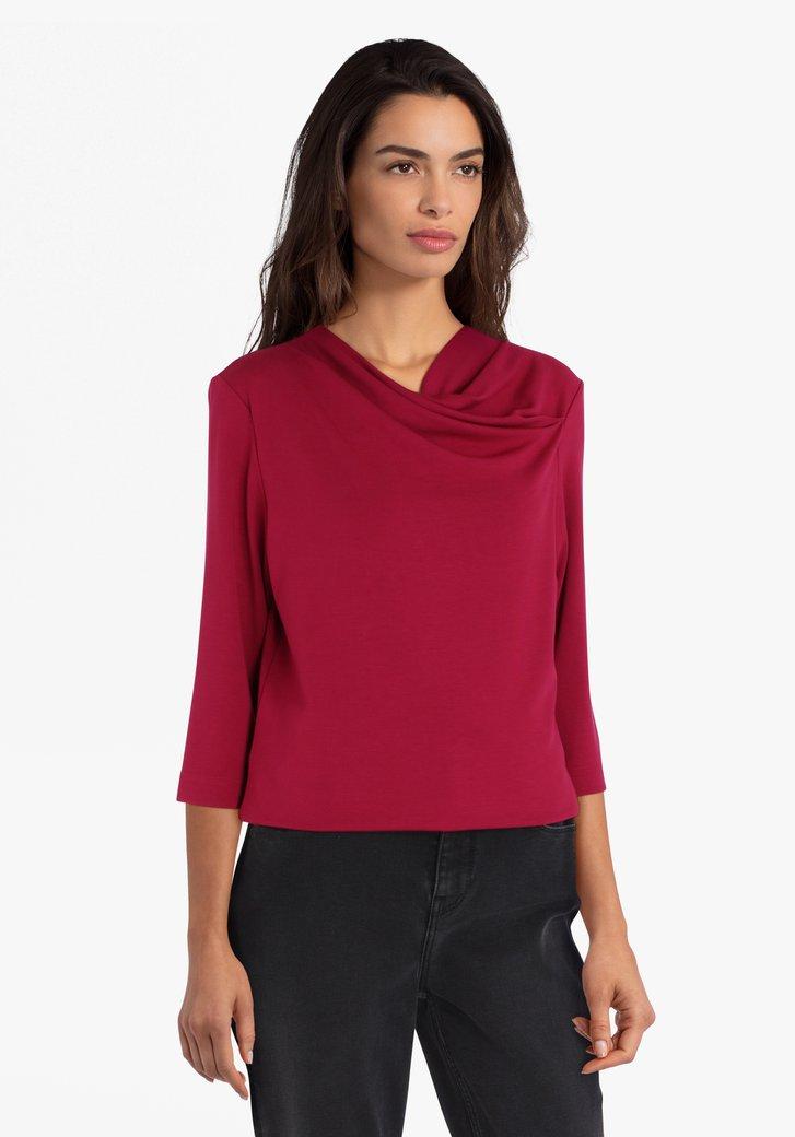 Roodroze T-shirt