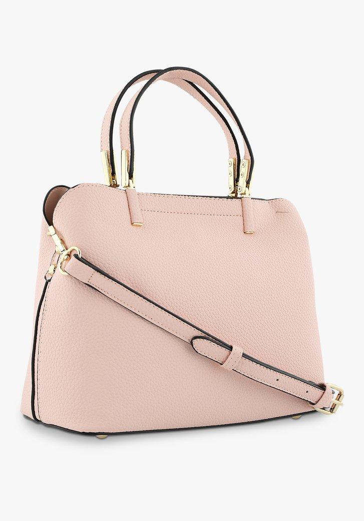 Roze handtas