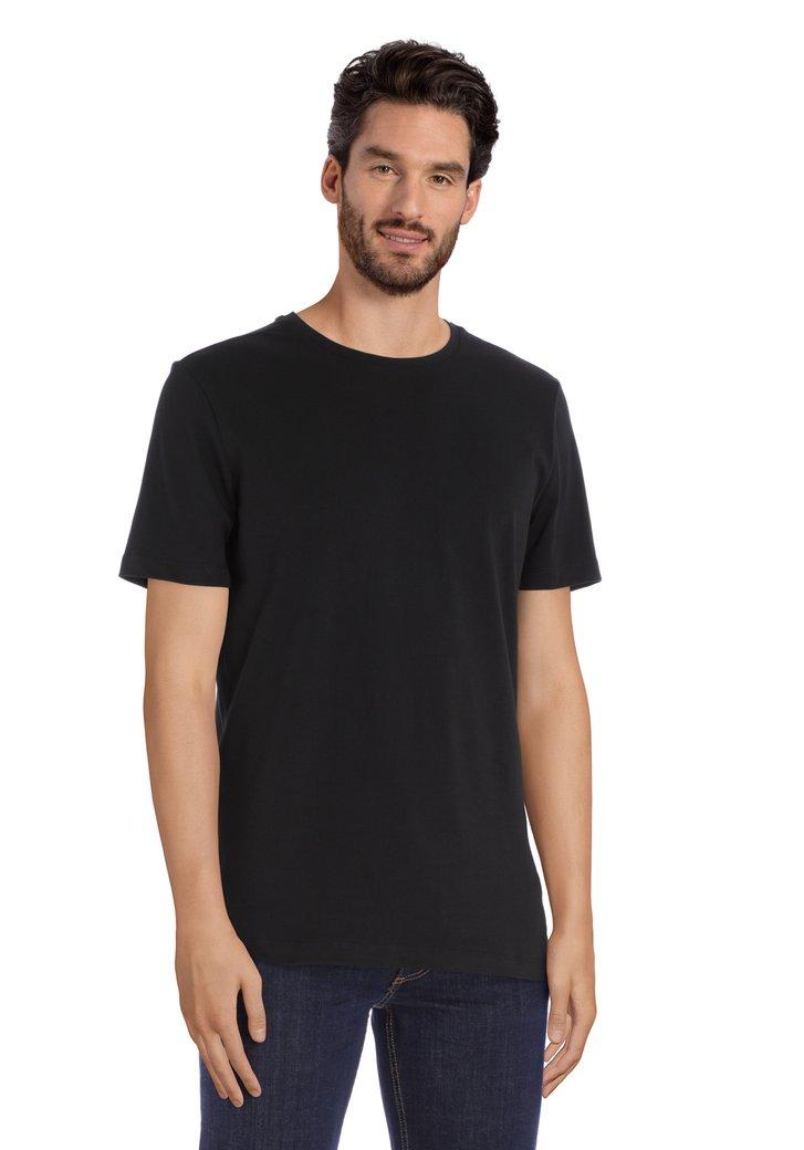 T-shirt noir basic