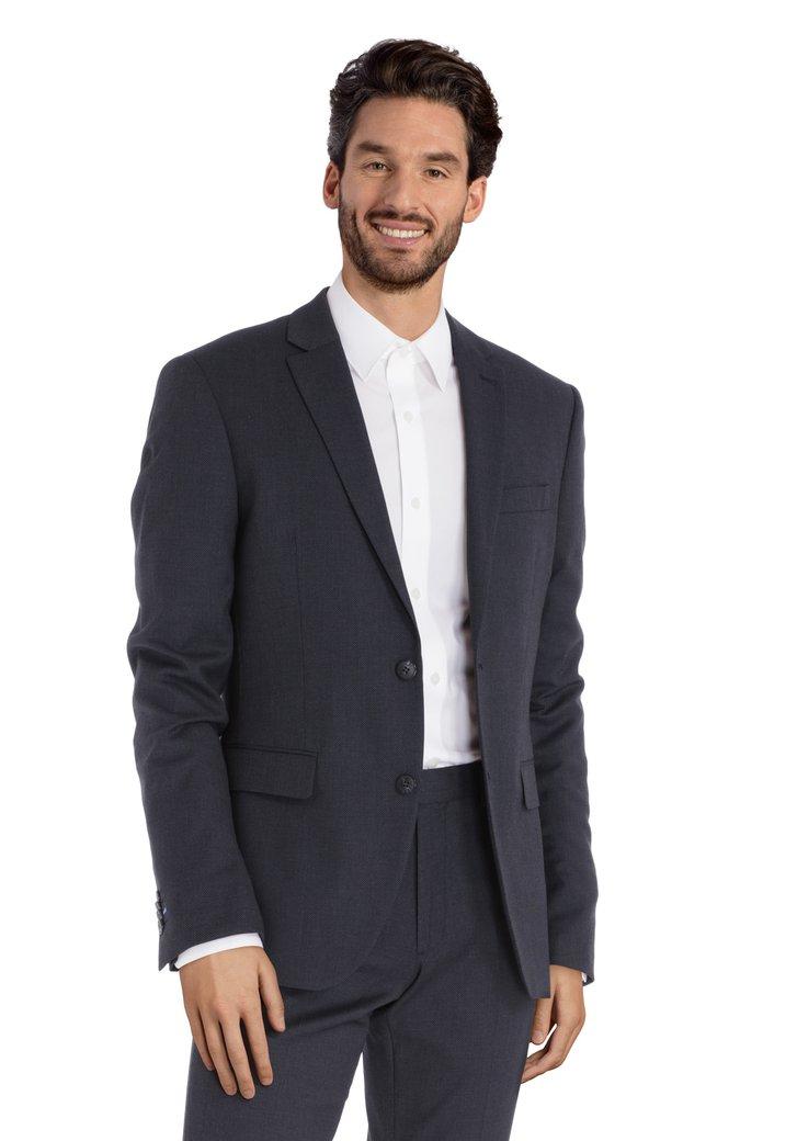 Veste de costume bleu foncé - Iowa - slim fit