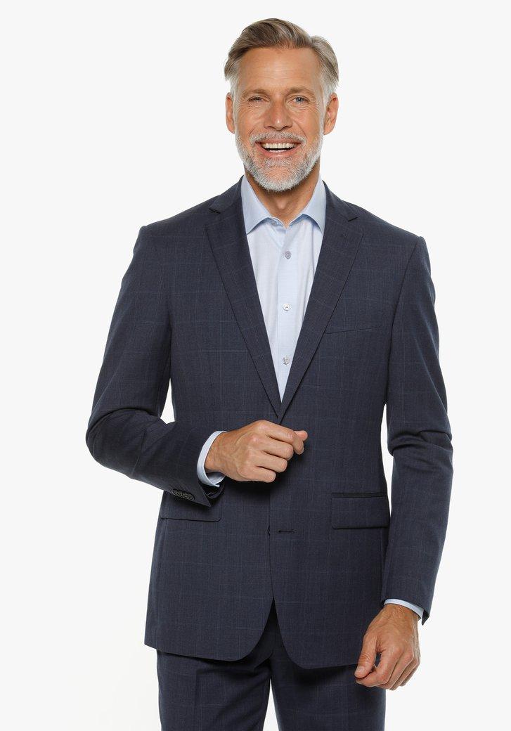 Veste de costume bleu foncé - Ramin - regular fit