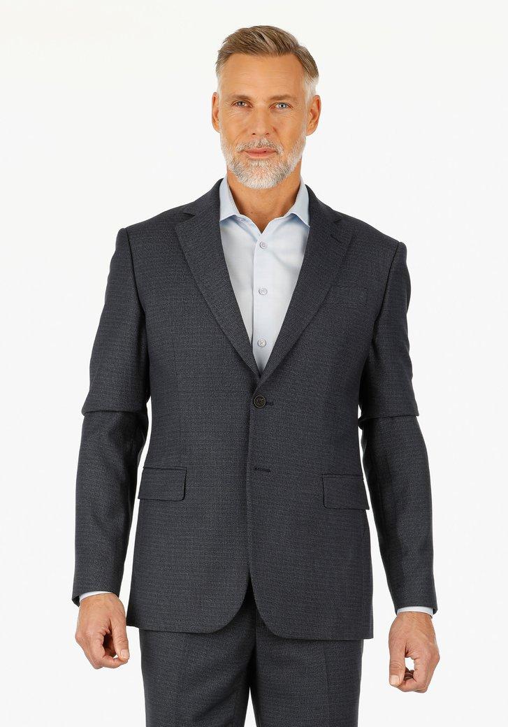Veste de costume bleu marine - Salvador - slim fit