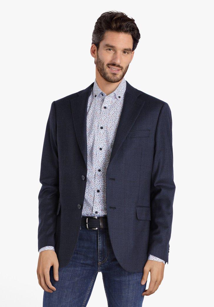 Veste de costume bleu marine - slim fit