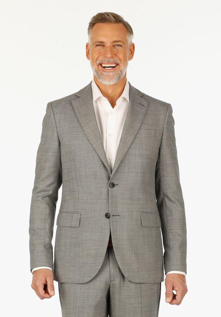 Veste de costume grise – Steve – slim fit