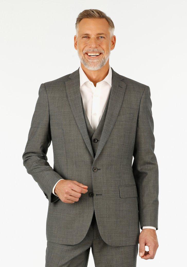 Veste de costume grise - regular fit