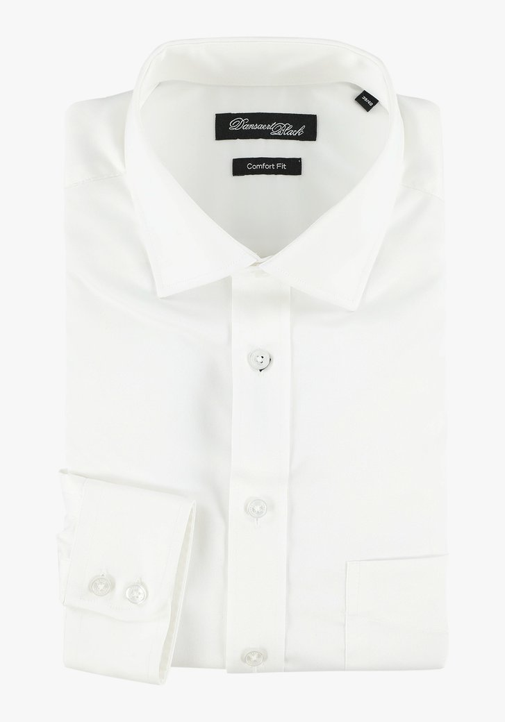 Wit hemd - comfort fit