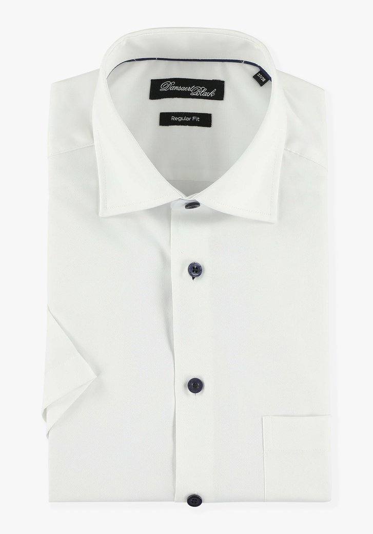 Wit hemd - regular fit