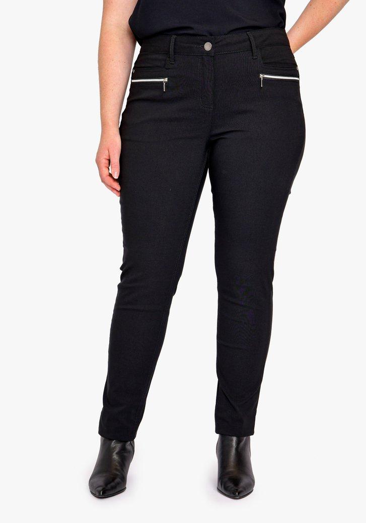 Zwarte broek - skinny fit