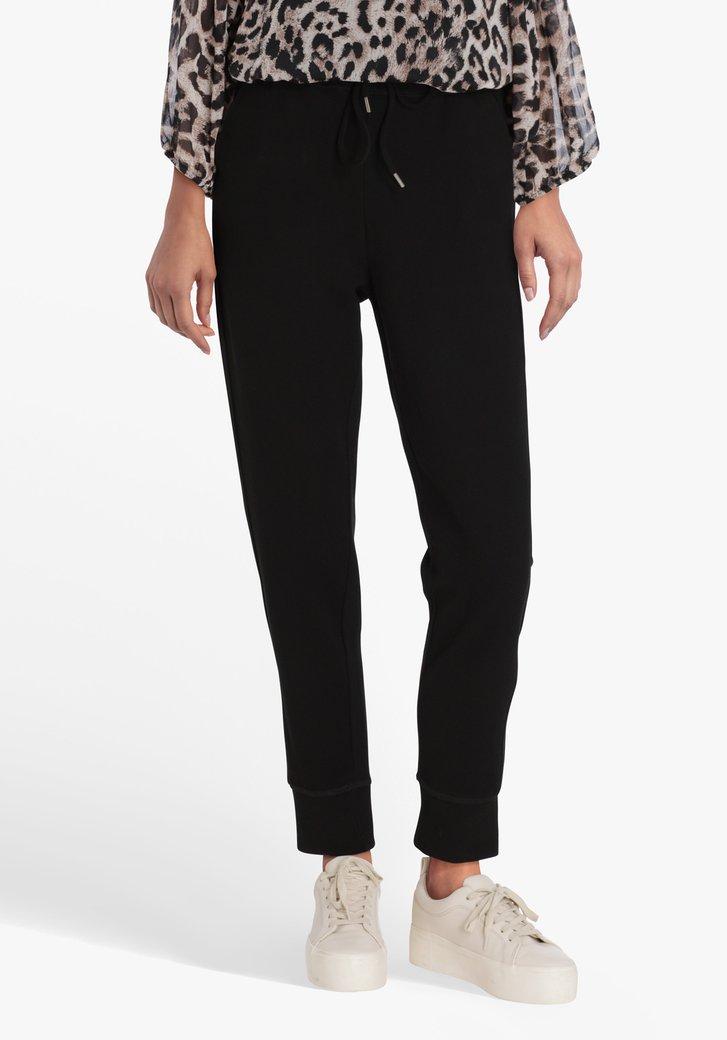 Zwarte broek - slim fit