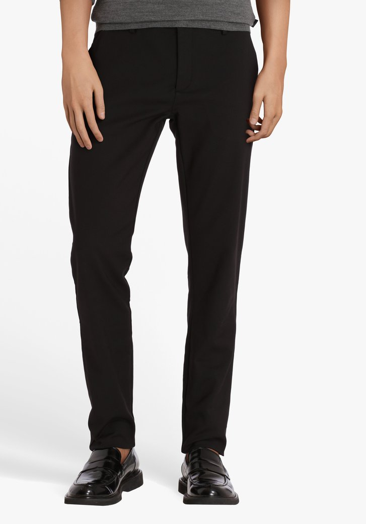 Zwarte chino - slim fit