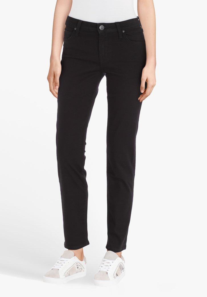 Zwarte jeans - Elly - slim fit - L33