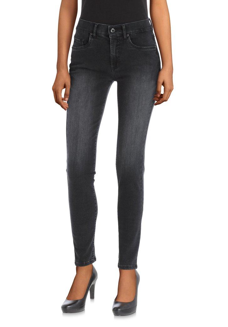 Zwarte jeans in stretchstof – skinny fit