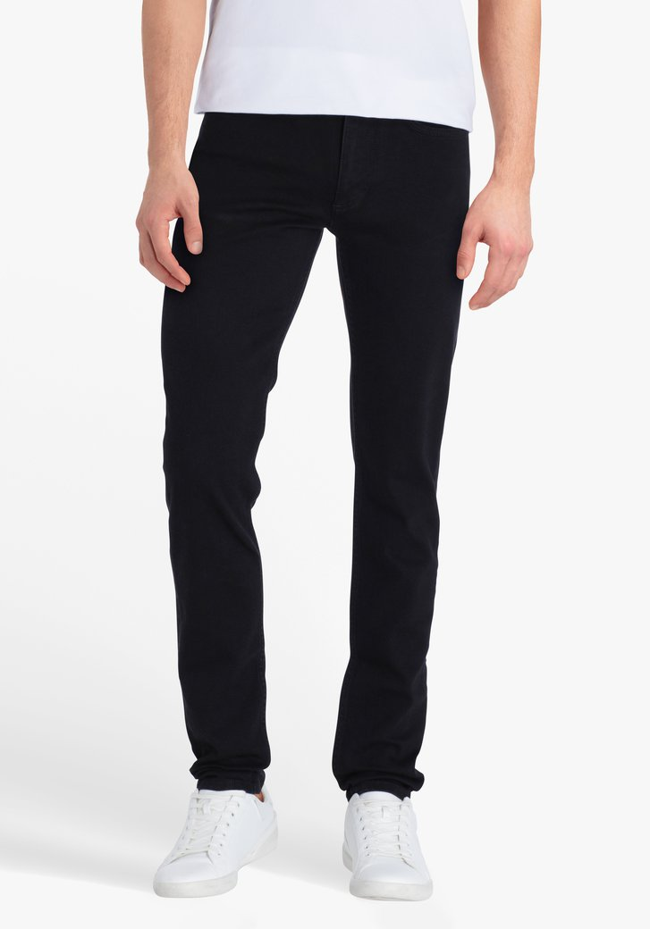 Zwarte jeans - Lars - slim fit - L32