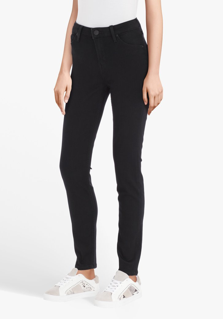 Zwarte jeans - Scarlett High - skinny fit - L31