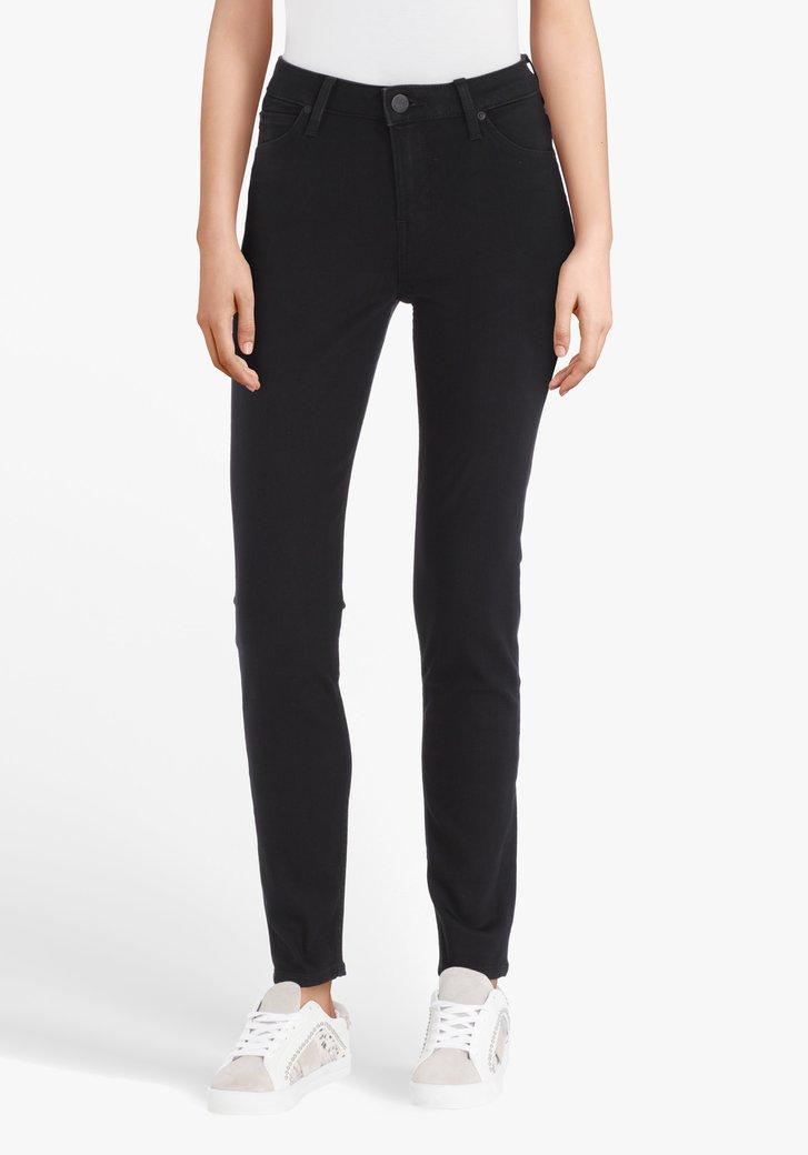 Zwarte jeans - Scarlett High - skinny fit - L33