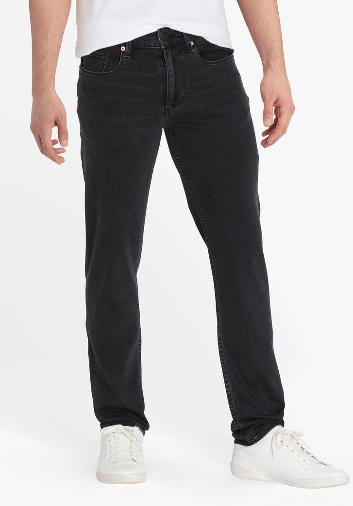 Zwarte jeans - Tim - slim fit - L32