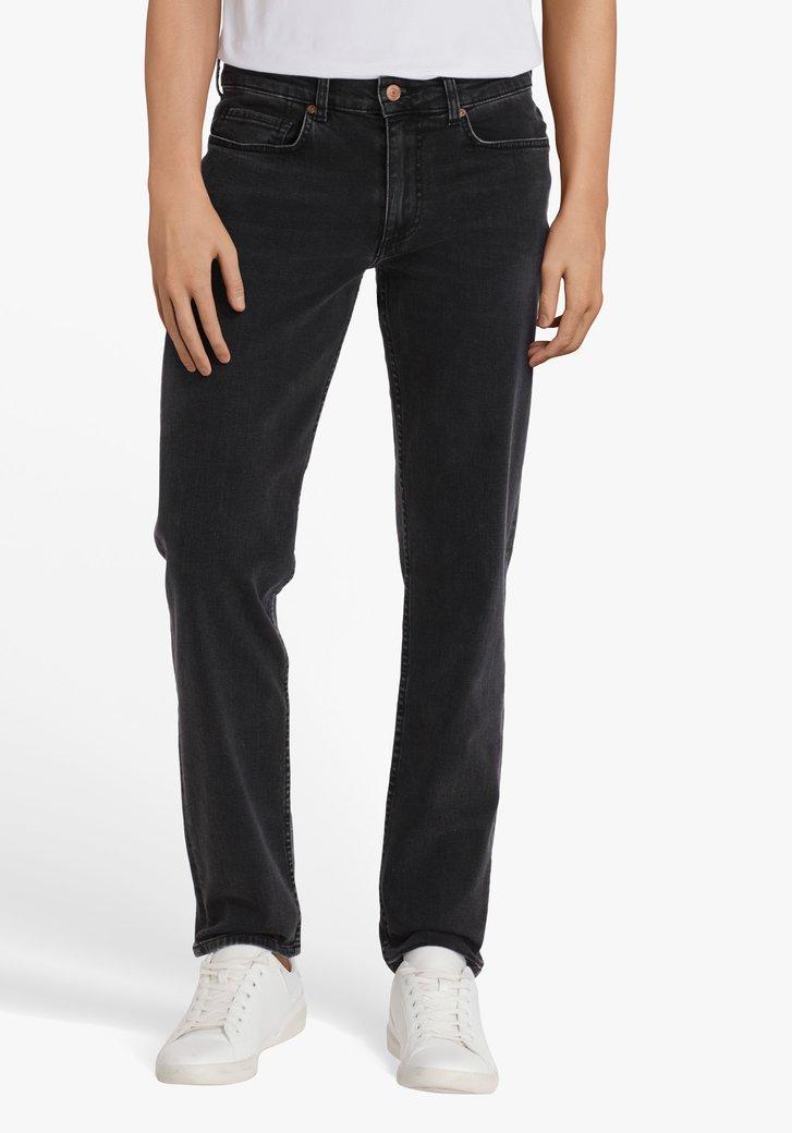 Zwarte jeans - Tom - regular fit - L32