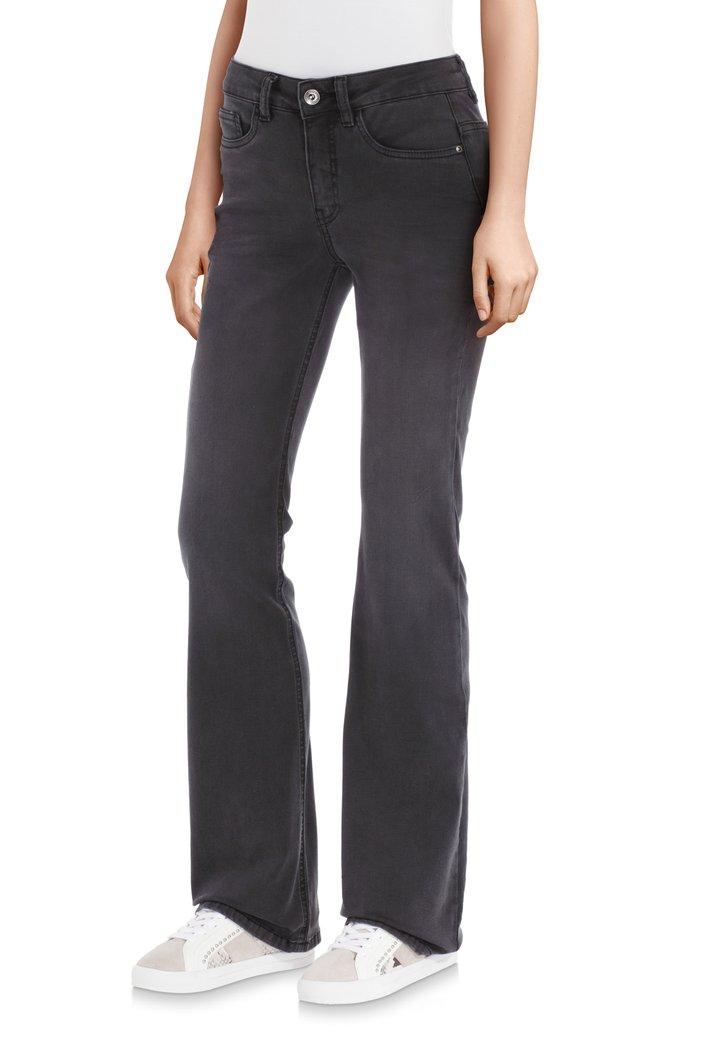 Afbeelding van Zwarte jeans - Whitney - flared fit - L32