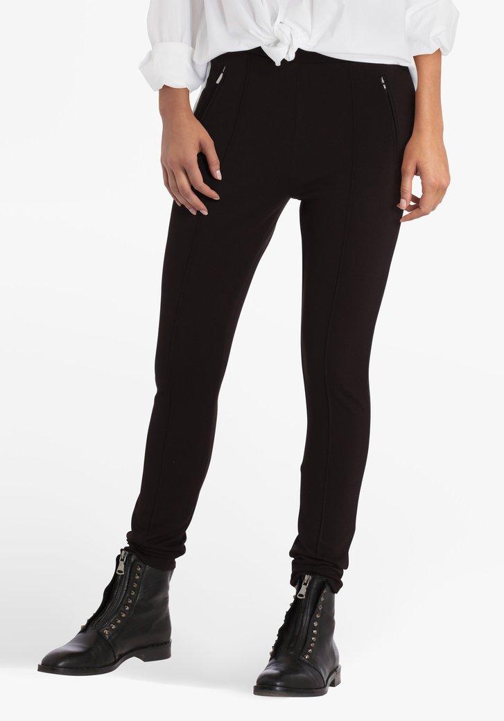 Zwarte legging - skinny fit