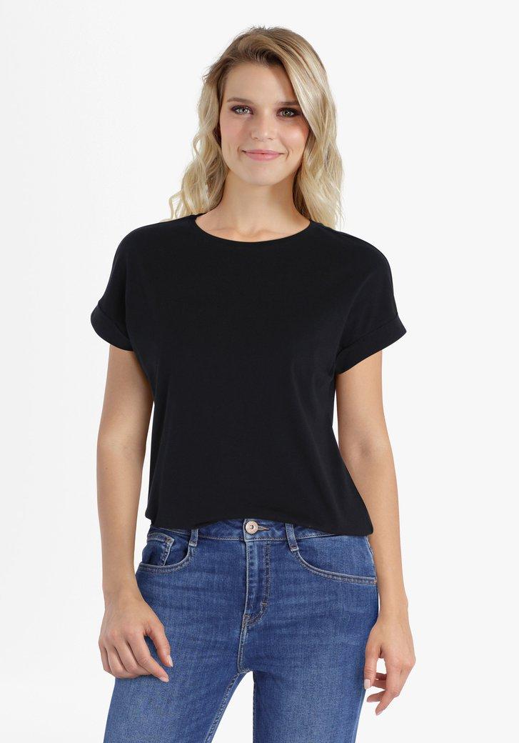 Zwarte T-shirt