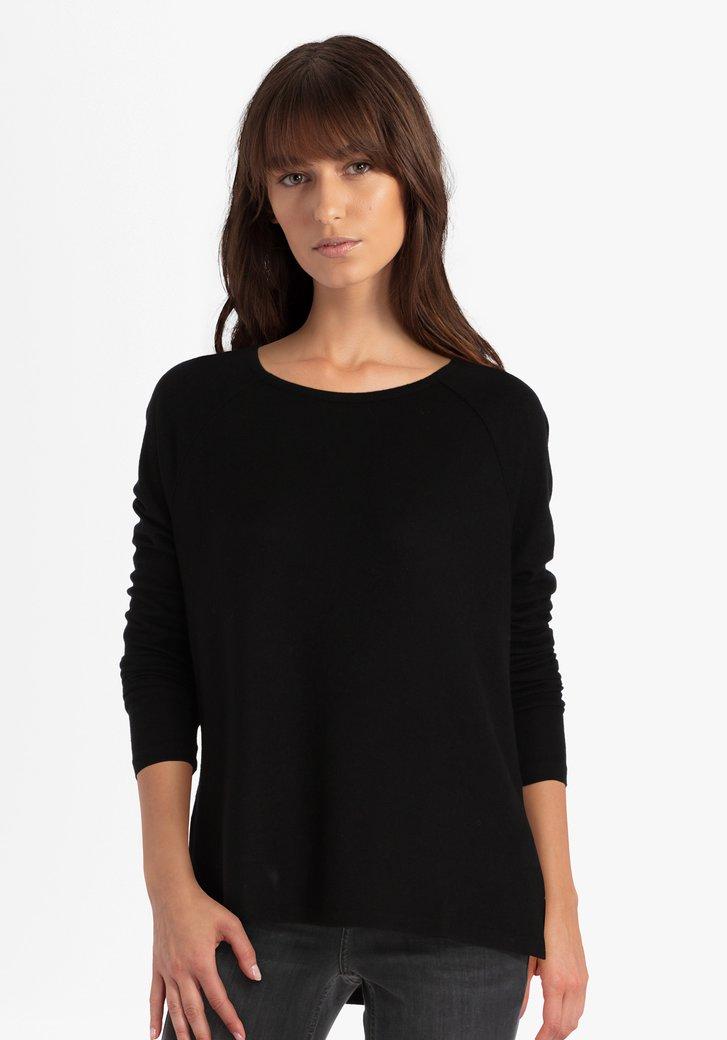 Zwarte trui